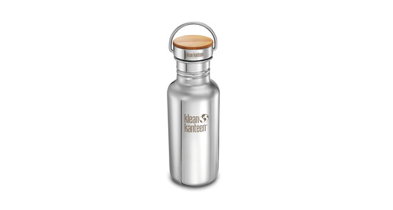 Klean Kanteen Reflect - Gourde - 532ml argent